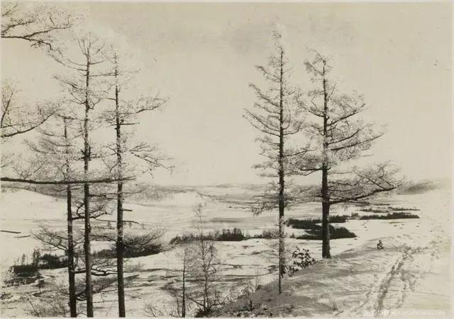 内蒙古呼伦贝尔大草原1925年是什么样子、老照片告诉你!