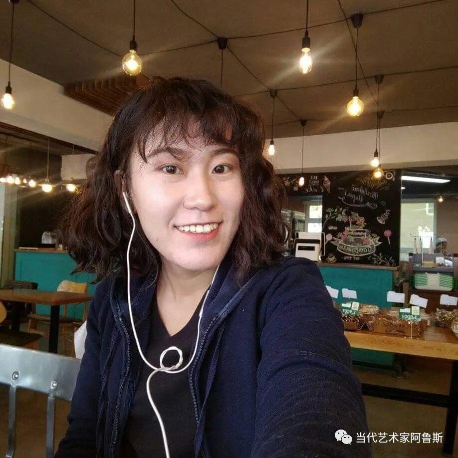《艺术世界本期专访》蒙古族女画家其力木格油画作品展