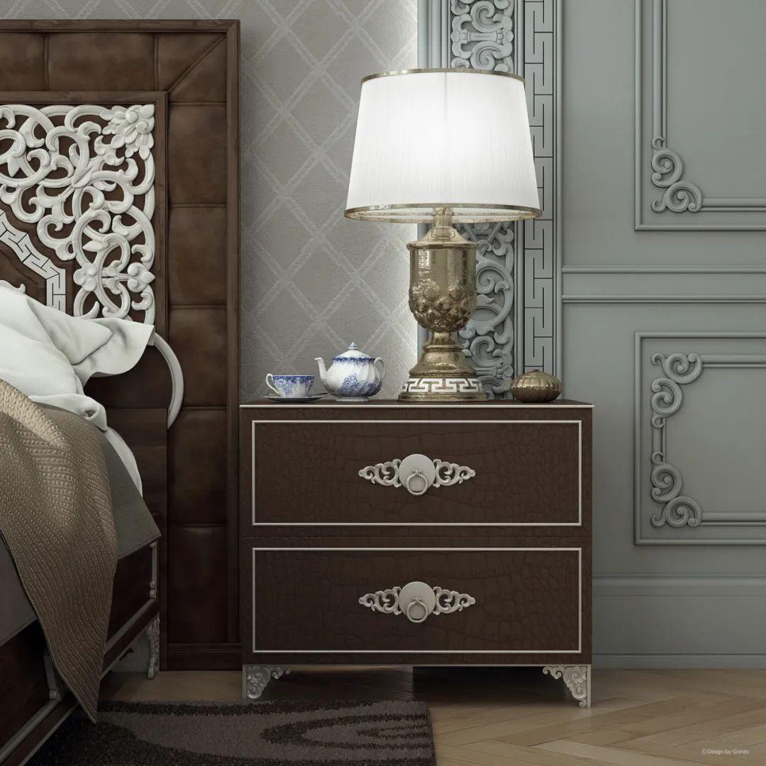 卧室/蒙古传统装饰品设计