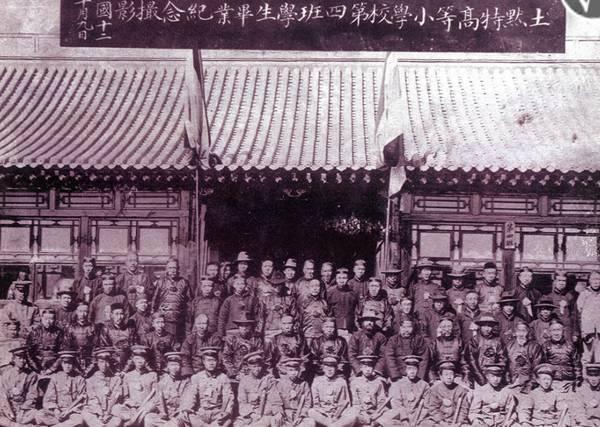 内蒙古革命时期的光辉岁月!