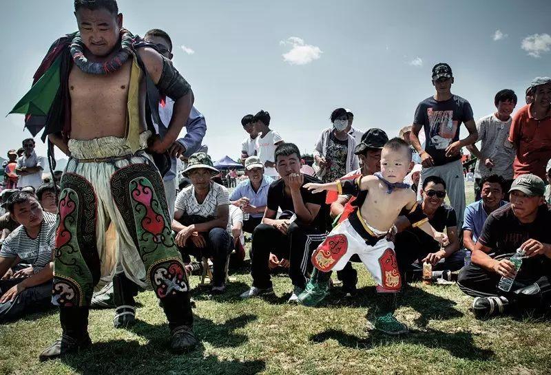 家乡美 | 扎鲁特草原上的蒙古人