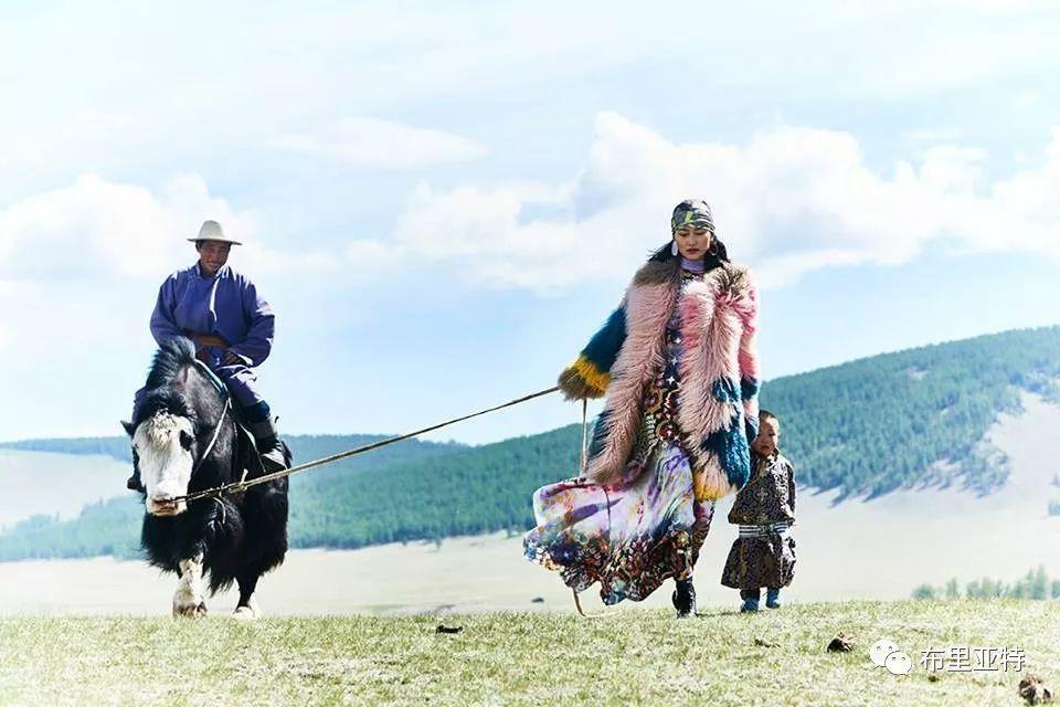 德国女摄影师埃斯特·哈泽拍摄的蒙古风作品